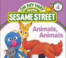 On My Way with Sesame Street Volume 4
