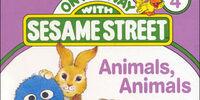 On My Way with Sesame Street Volume 4