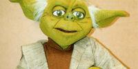 Yoda Muppet