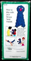 Child guidance 1973 grover puppet 2