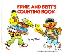 Ernie and Bert's Counting Book