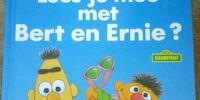 Lees je mee met Bert en Ernie?