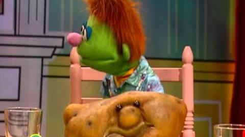 Sesame Street South Potato