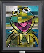 Kermit giclee 2016