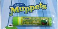 Muppet lip balm