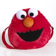 Messenger bag elmo