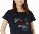 Sesame Street T-shirts (Mono Comme Ca)