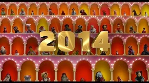 Happy New Year from Muppets Most Wanted!