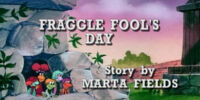 Episode 113: Fraggle Fool's Day / Wembley's Trip to Outer Space