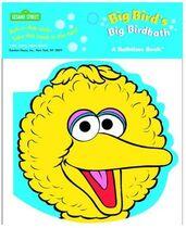 Big Bird's Big Birdbath