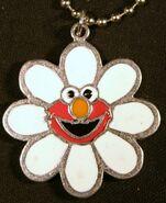 Sesame street general store pendant elmo flower white 2