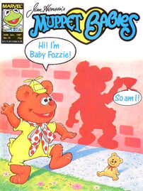 Muppet babies weekly uk 13 jan 24 1987