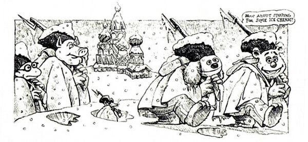 Rowlfbook MarcheSlaveMuppets