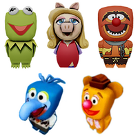 Disney Infinity Muppet townspeople