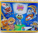Muppet Babies puzzles (Western Publishing)