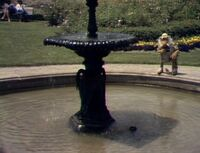 Matt fountain