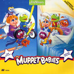 Muppet Babies Laserdisc Time to Play Explore with Us 01