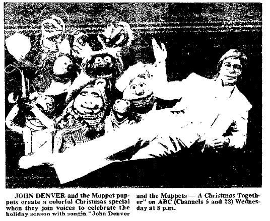 John Denver & the Muppets: A Christmas Together | Muppet Wiki ...