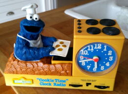 Concept 2000 cookie time radio