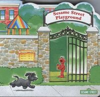 Sesame Street Playground (book)