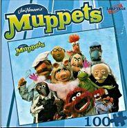 LeapYear100pcsMuppetsPuzzle