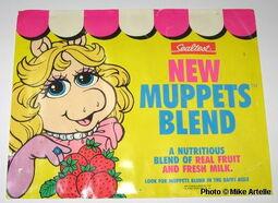Sealtest muppets blend 1988 shopping cart ad