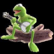 Xbox - kermit banjo
