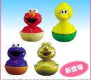 Sesame Street prizes (Chara Hiroba)