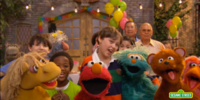 Let's Hear it For Grandparents