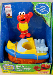 Fisher-price 2010 bath squirter elmo