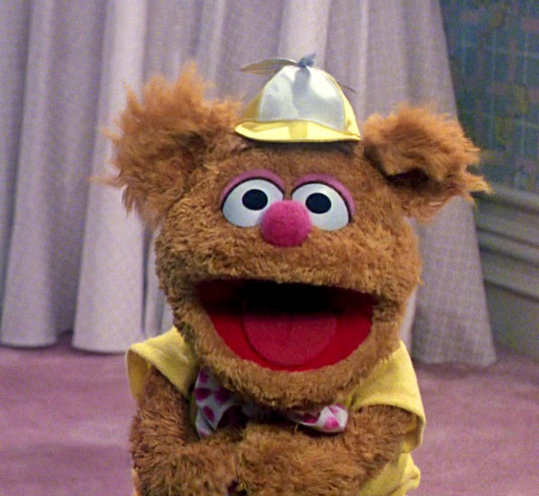 Fozzie's Show and Tell   Muppet Babies   Disney Junior ...  Muppet Babies Fozzie