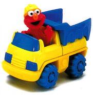 Matchbox elmo's dump truck
