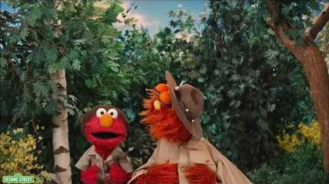 Sesame Street Explores National Parks Gateway National Recreation Area -- Nests