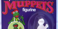 Muppet figurine painting kits (Craft Master)