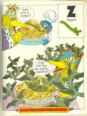 King Big Bird - The Sesame Street Storybook Alphabet