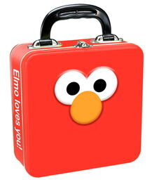 Vandor 2011 lunchbox elmo