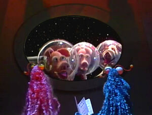 Martians-pigsinspace