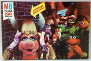 Milton bradley puzzle 1980 muppet auditions