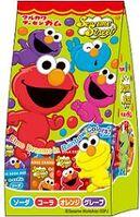 Sesame bubble gum 1