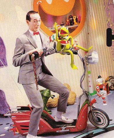 File:Pee Wee and Kermit.JPG