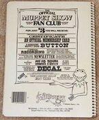 Stuart hall 1978 muppet notebook 2