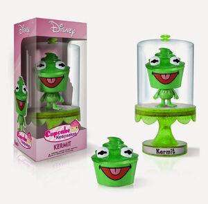 Funko cupcake Kermit