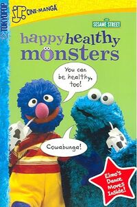 Happy Healthy Monsters (book)