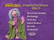 FraggleRockSeason1Disc3Menu