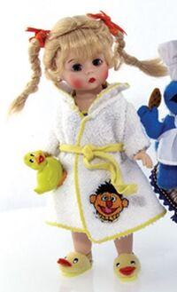 MadameAlexander2006ILoveRubberDuckie