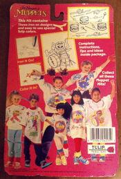Tulip productions 1989 paint your shirt kit 2