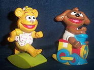 Hungry jacks fozzie rowlf