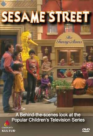 Sesame Street A Behind-the-Scenes Look at the Popular Childrens Television Series