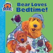Bear Loves Bedtime!