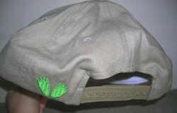 Kermit collection khaki baseball cap 2